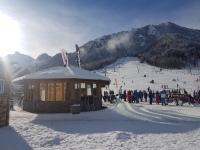 Kranska Gora Ski Resort, Slovenia